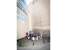 """""""Teentalitarismus"""" by Junge Triennale at Ruhrtriennale 2017."""