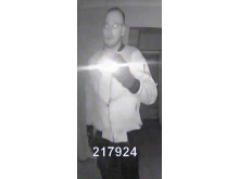 Image of man police wish to speak with - ref: 217924