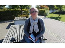 Eva Nord, lärare på Sundsgymnasiet