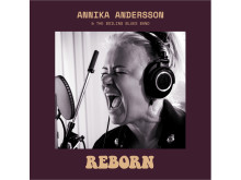 ANNIKA ANDERSSON AND THE BOILING BLUES BAND