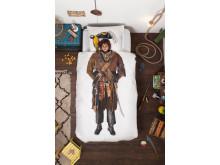 Snurk sängkläder - Pirat