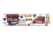 Cloetta CrispyBITE –patukka Blueberry
