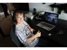 Første RAH EnergiMidt-kunde - gaming