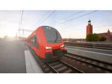 MTR Express - Stockholm