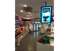 Time: Nya butiken på Vasagatan