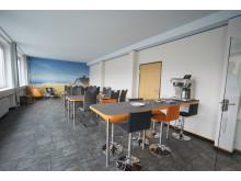 Die neue Firmenzentrale mit Wohlfühlatmosphäre für die inzwischen über 40 Mitarbeiterinnen und Mitarbeiter