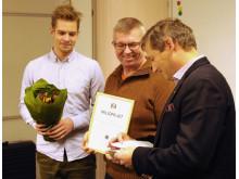 Move By Bike får Malmö stads miljöpris 2012