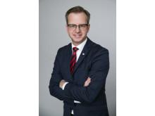 Mikael Damberg, Minister of Enterprise and Innovation, Sweden