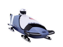 Hyundai bobslede