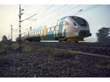 Designidé, Västtrafik köper nya tåg. Bild: Bombardier