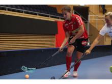 Innebandyföreningen Storvreta IBK har tecknat ett nytt avtal med sportkedjan