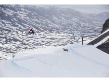 Mons Røiseland. Foto: Snowboardforbundet
