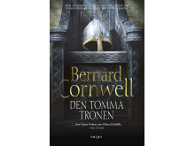 Framsidesbild pocket Den tomma tronen av Bernard Cornwell