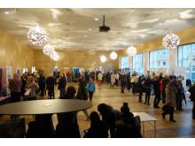 Teknik- och Kommunikationsmässa i Göteborg den 15 oktober 2014