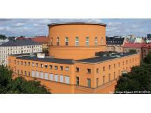 Norconsult står för akustiken i Stockholms stadsbibliotek