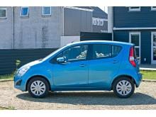 Suzuki Splash giver mere for pengene