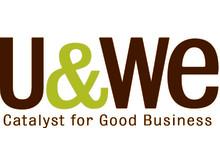 U&We:s logotype för nedladdning