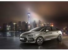 Citroën DS5 - världspremiär i Shanghai