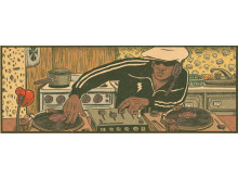 Pressebillede Drawing Hip Hop / Grandmaster Flash