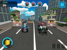 Auf Verbrecherjagd mit der App 'PLAYMOBIL Polizei'