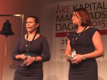 MYoroface pitchar i finalen av Almi Pitch Event på Åre Kapitalmarknadsdagar