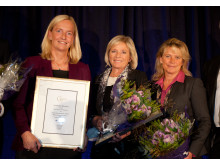 Styrelseproffset Cecilia Daun Wennborg vann Gabrielsen Award