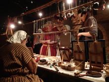 Höstmarknad på Medeltidsmuseet 2016