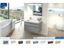 Digital bathroom planning