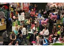 Baby & Barn 2014: På mässan hittar du allt i shopping, rådgivning och upplevelser
