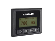 Hi-res image - YANMAR - YD25 LCD Switch Panel Display