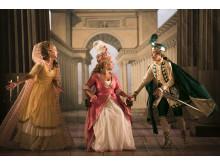 Press Photo - Titus mildhet - La Clemenza di Tito - Drottningholms Slottsteater 2013