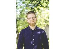 Isaac Skog, forskare på Skolan för elektro- och systemteknik vid KTH.