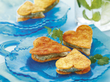Recept: Filled Hearts