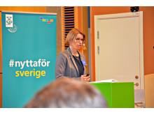 Helene Holstein, Enhetschef på Länsstyrelsen i Uppsala län.