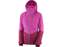 Salomon QST Guard jacket_roseviolet