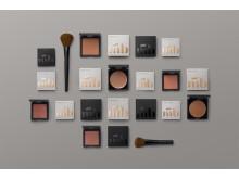 Visuell identitet och förpackningsdesignkoncept för sminkprodukter kan få designpris
