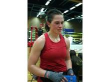 Caroline Ek kickboxning