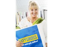 City Gross matkassar växer dubbelt så snabbt som marknaden för e-handel med mat