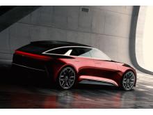 Nyt KIA koncept afsløres på biludstillingen i Frankfurt