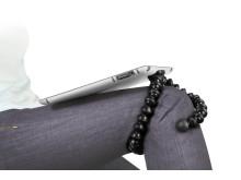 GorrillaMobile Yogi för iPad 2 i knä
