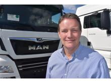 Christian Barsøe – efter 24 års ansættelse hos MAN er tiden nu kommet til at prøve noget nyt udenfor lastbilbranchen