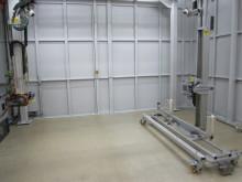 XRHGantry - Deckenstativ-Anlage mit sieben programmierbaren Achsen