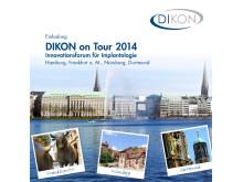 DIKON on Tour