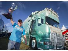 Berthon vann Nordic Trophy 2016!