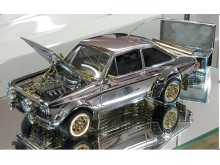 Diamantbesat Ford Escort