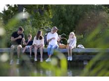 Göta kanal familj 2