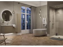 INR nästa generations badrumsinredning