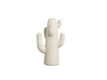 519-077w CANDLE HOLDER CACTUS