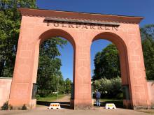 Folkparken i Halmstad