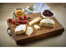 Castello cheese board